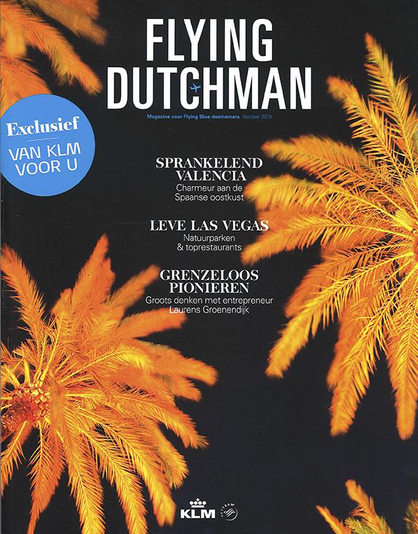 Flying Dutchman, das Reisemagazin für KLM Frequent Flyeer