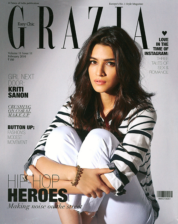 Grazia - Life Style Magazin aus Indien