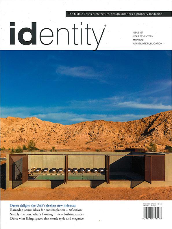 identy Design Magazin aus den VAE