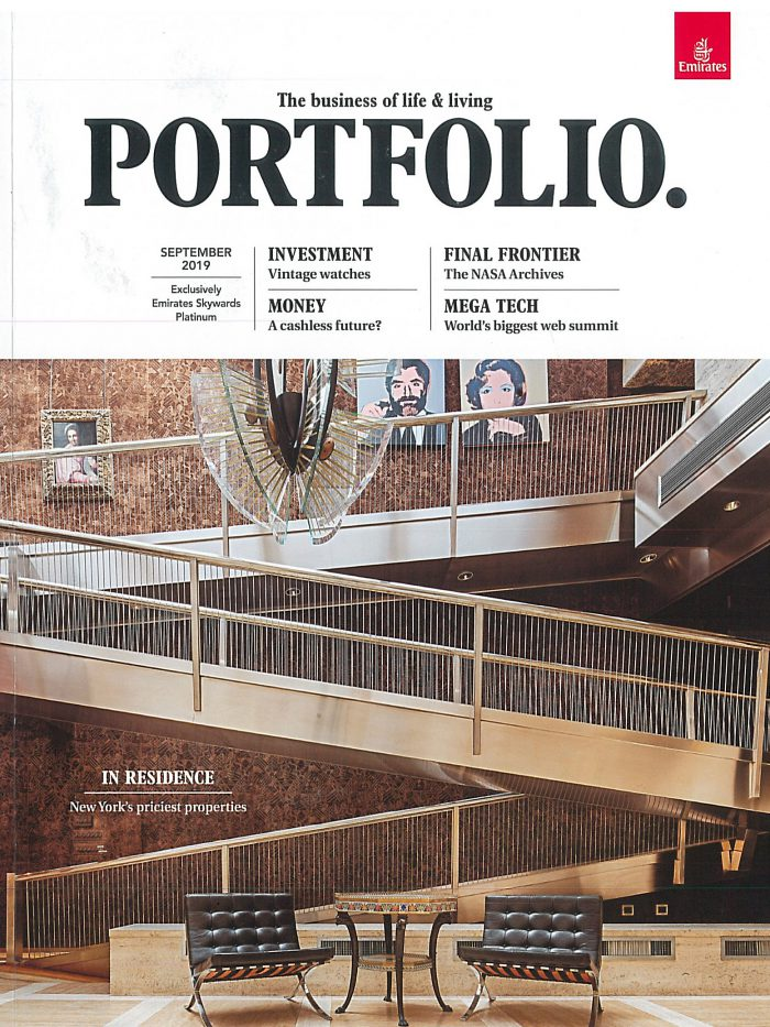 Portfolio Inflight Magazin
